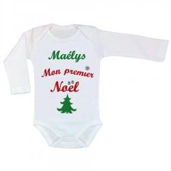 Body personnalisé Noël