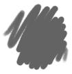 Velours gris ardoise