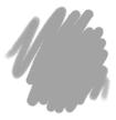 Velours gris clair