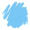 Velours bleu clair