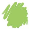 Velours vert clair